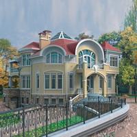 Проект дома 33-12