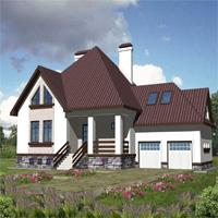 Проект дома 30-04