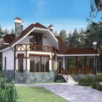 Проект дома 34-36