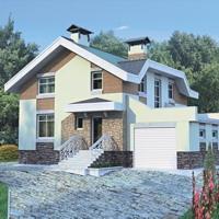 Проект дома 47-28