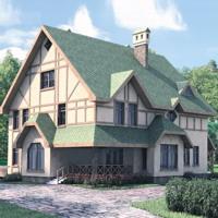 Проект дома 33-93