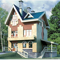 Проект дома 51-34