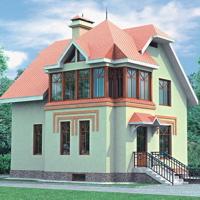Проект дома 51-42