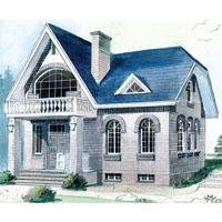 Проект дома 32-54
