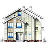 Проект дома 33-14
