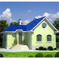 проект 31-82 можно доработать под проект дома на два хозяина.
