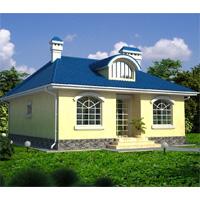 проект 33-18 можно доработать под проект дома на две семьи.