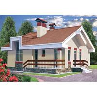 Проект дома 33-69