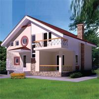 Проект дома 59-15
