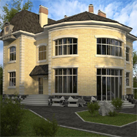 Проект дома 32-64