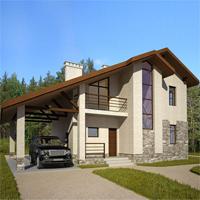 Проект дома 47-25