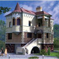 Проект дома 32-13