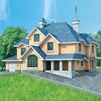 Проект дома 33-25