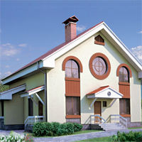 Проект дома 34-93