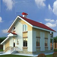 Проект дома 59-40