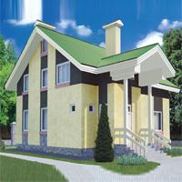 Проект дома 59-06
