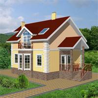 проект дома 79-10