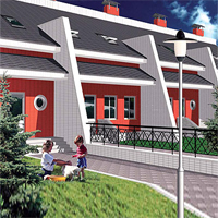 Проект дома 48-80