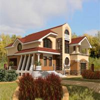 Проект дома 51-23