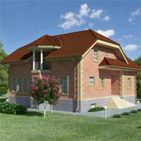 Проект дома 58-03