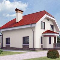 Проект дома 34-79