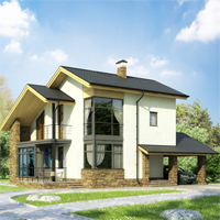 Проект дома 47-27