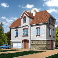 Проект дома 46-12