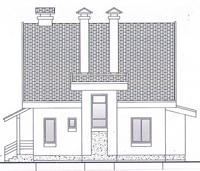 Проект дома 58-93