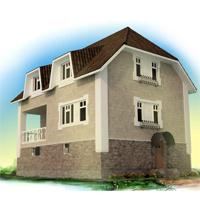 Проект дома 47-35