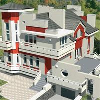 Проект дома 35-18