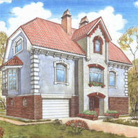 проект дома 50-58.