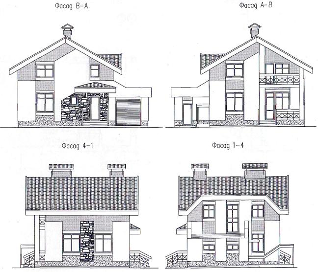 Проект дома 48-87
