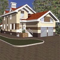 Проект дома 48-83