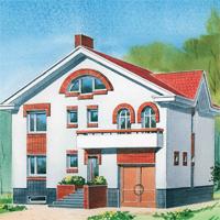 Проект дома 48-66