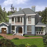 Проект дома 36-05