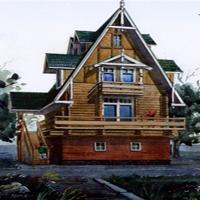 Проект дома 10-40