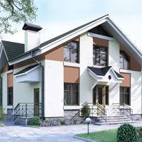 Проект дома 34-64