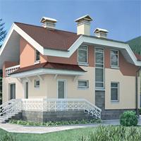 Проект дома 34-78