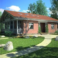 Проект дома 79-18