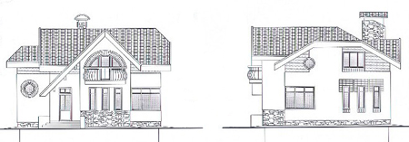 Проект дома 58-74