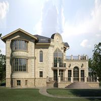 Проект дома 35-87
