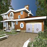 Проект дома 59-41