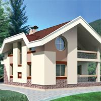 Проект дома 33-06