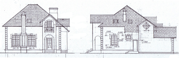 Проект дома 47-58