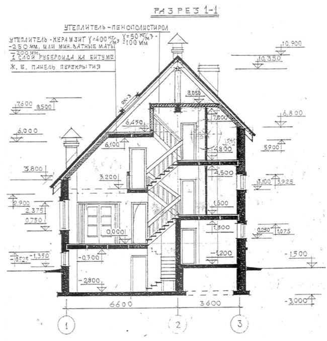 Проект дома 31-47