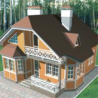 Проект дома 48-84