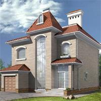 Проект дома 34-65