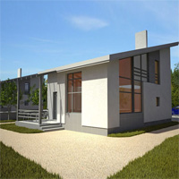 Проект дома 47-24
