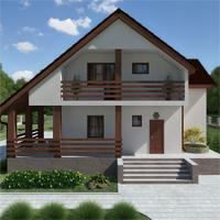 Проект дома 59-93