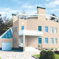 Проект дома 33-91